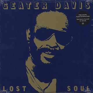 Geater Davis / Lost Soul