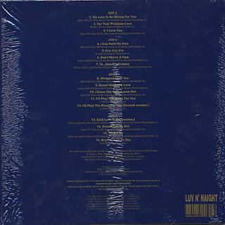 Geater Davis / Lost Soul back