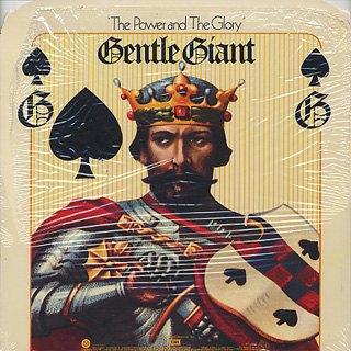 Gentle Giant / The Power And The Glory back