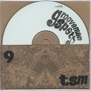 grooveman Spot / The Stolen Moments Vol.9 front