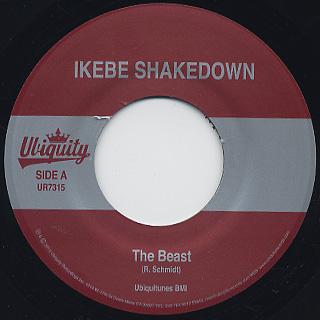 Ikebe Shakedown / The Beast c/w Road Song