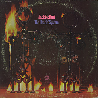 Jack McDuff / The Heatin' System