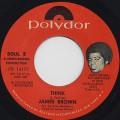 James Brown / Think c/w Something