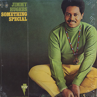 Jimmy Hughes / Something Special front