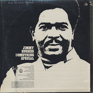 Jimmy Hughes / Something Special back