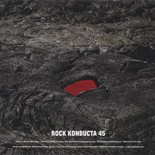 Madlib / Rock Konducta 45 back