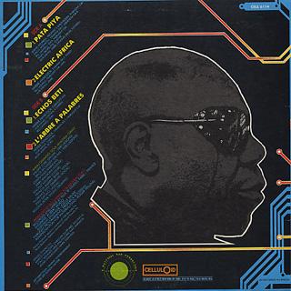 Manu Dibango / Electric Africa back