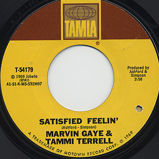 Marvin Gaye & Tammi Terrell / Good Lovin' Ain't Easy To Come By back