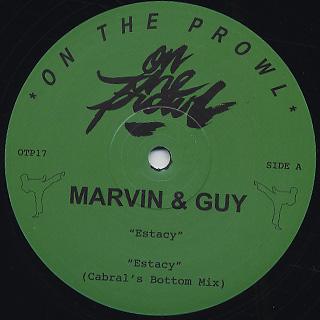Marvin & Guy / Estacy