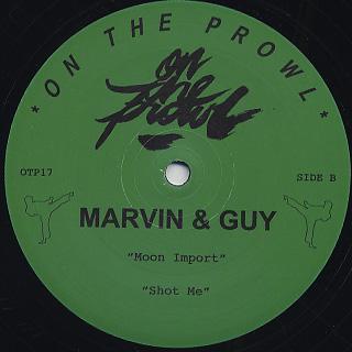 Marvin & Guy / Estacy back