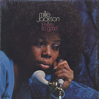 Millie Jackson / It Hurts So Good front