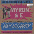 Myron & E with The Soul Investigators / Broadway
