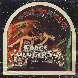 Neil Merryweather / Space Rangers
