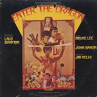 O.S.T.(Lalo Schifrin) / Enter The Dragon