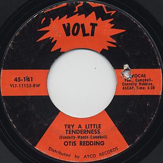 Otis Redding / Try A Little Tenderness