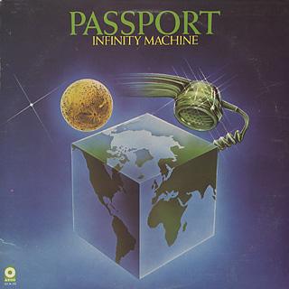 Passport / Infinity Machine