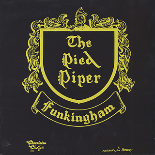 Pied Piper Of Funkingham / The Pied Piper Of Funkingham