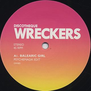 Psychemagik / Balearic Girl / Spiced Odyssey