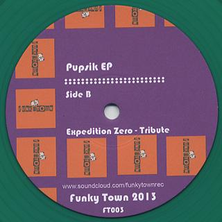 Sanction, MAW, Expedition Zero / Pupsik EP