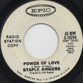 Staple Singers / Power Of Love