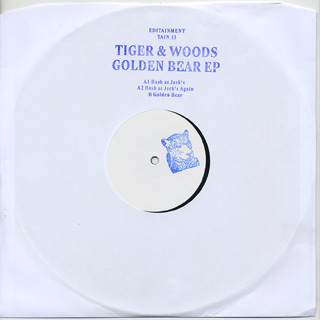 Tiger & Woods / Golden Bear EP front
