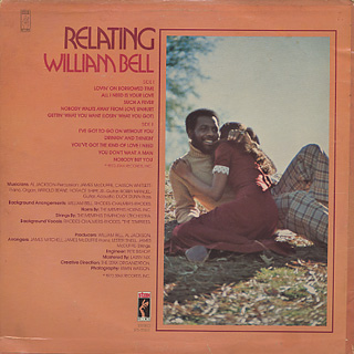 William Bell / Relating back