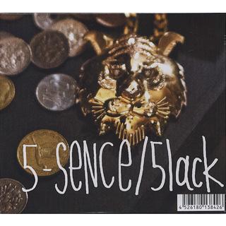 5lack / 5 sense back