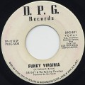 Sir Guy & The Rocking Cavaliers / Funky Virginia c/w My Sweet Baby