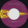 Temptations / Mother Nature c/w Funky Music Sho Nuff Turns Me On