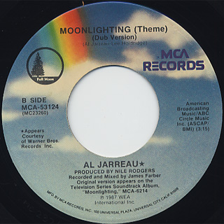 Al Jarreau / Moonlight(Theme) back