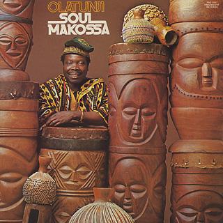 Babatunde Olatunji / Soul Makossa