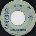 Barbara Mason / Is It Me?