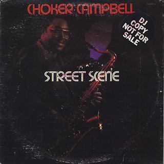 Choker Campbell / Street Scene