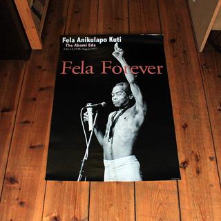 Fela Kuti / Poster (A1)