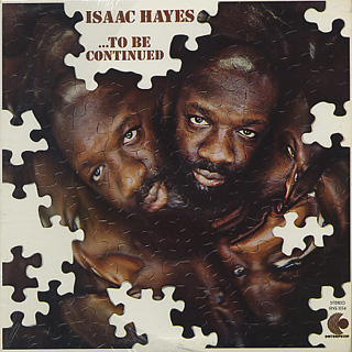Isaac Hayes / ...To Be Continued front