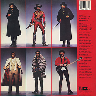Isley Brothers / Go All The Way back