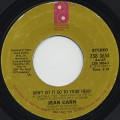Jean Carn / Don't Let It Go To Your Head