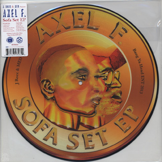 J.Rocc & MED Presents Axel F. / Sofa Set EP