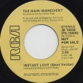 Main Ingredient / Instant Love