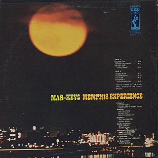 Mar-Keys / Memphis Experience back