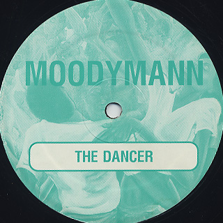 Moodymann / Long Hot Sex Nights back