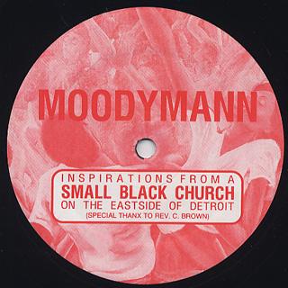 Moodymann / Small Black Church