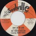 Nat Turner Rebellion Featuring Major Harris / Can't Go On Livin