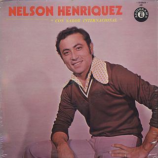 Nelson Henriquez / Con Sabor Internacional