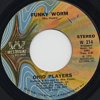 Funky Worm* Funky Worm, The·/ Prince - Hustle / Megaprince