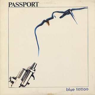 Passport / Blue Tatoo