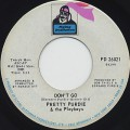Pretty Purdie & The Playboys / Don't Go