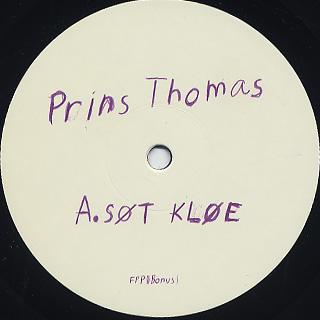 Prins Thomas / Sot Kloe