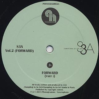 S3A / Vol.2 back