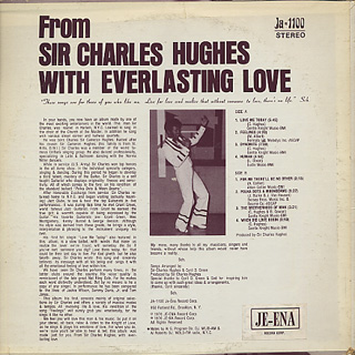Sir Charles Hughes / With Everlasting Love back